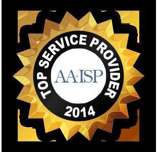 AA ISP TopServiceProviders2014
