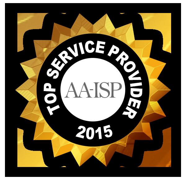 ServiceProvider Award 2015
